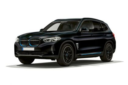 Lease BMW iX3 car leasing