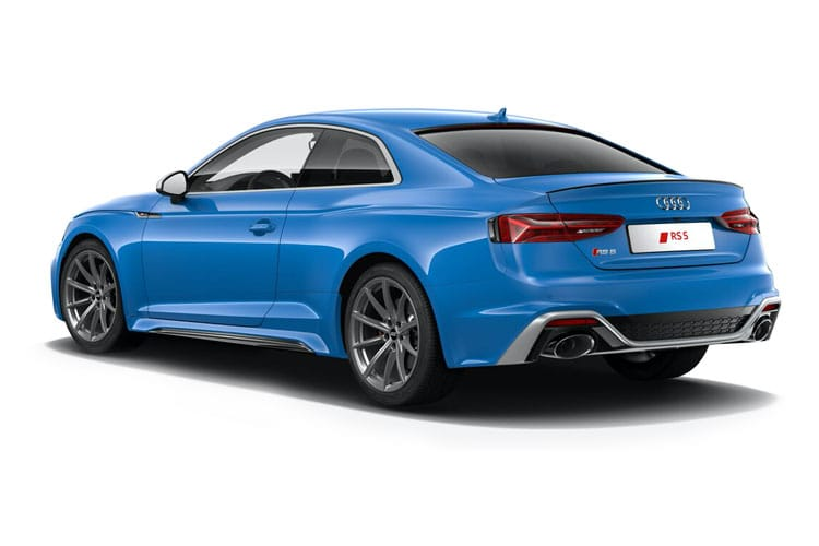 Audi A5 RS5 Coupe quattro 2Dr 2.9 TFSI V6 450PS  2Dr Tiptronic [Start Stop] back view