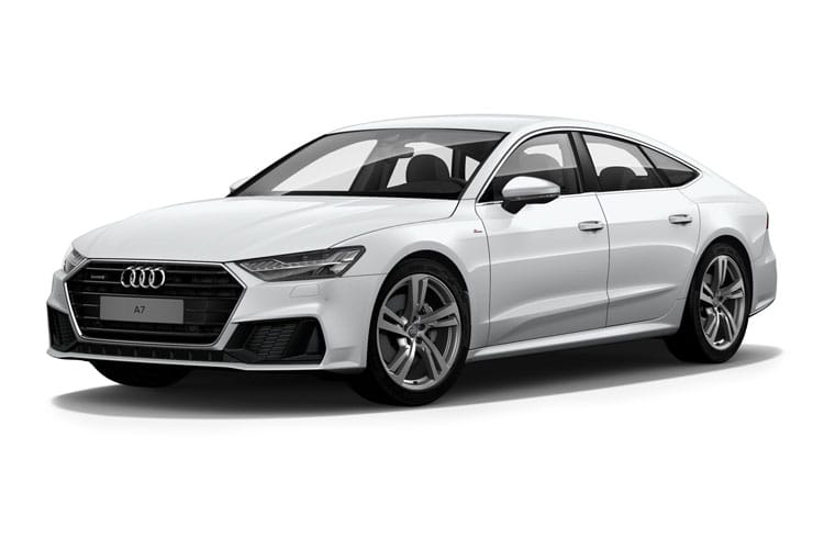 Audi A7 55 Sportback quattro 5Dr 3.0 TFSI V6 340PS Sport 5Dr S Tronic [Start Stop] [Comfort Sound] front view