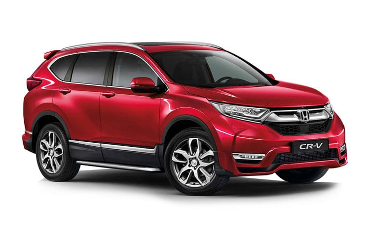 Honda CR-V SUV 2WD 2.0 h i-MMD 184PS SR 5Dr eCVT [Start Stop] front view