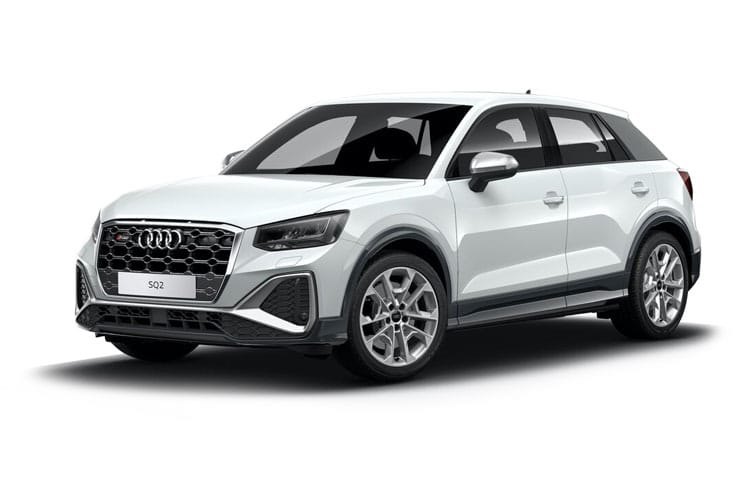 Audi Q2 35 SUV 5Dr 1.5 TFSI CoD 150PS Black Edition 5Dr S Tronic [Start Stop] front view