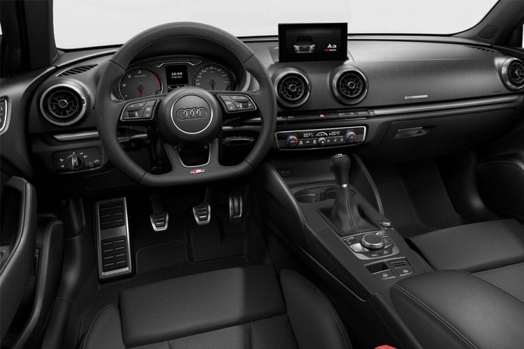 Audi A3 35 Saloon 4Dr 2.0 TDI 150PS Edition 1 4Dr Manual [Start Stop] [Comfort Sound] inside view