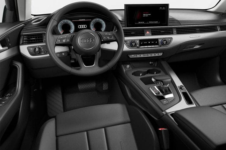 Audi A4 35 Avant 5Dr 2.0 TDI 163PS Technik 5Dr S Tronic [Start Stop] inside view