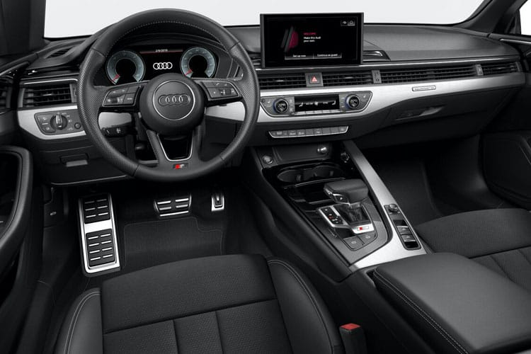 Audi A5 40 Cabriolet 2Dr 2.0 TDI 190PS Vorsprung 2Dr S Tronic [Start Stop] inside view