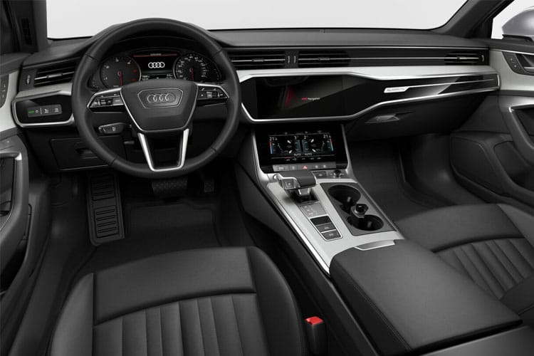 Audi A6 55 Avant quattro 3.0 TFSI V6 340PS Sport 5Dr S Tronic [Start Stop] [Technology] inside view