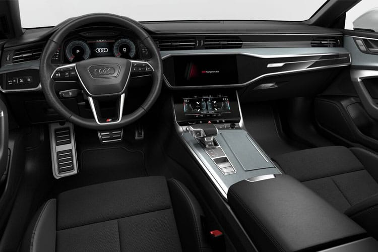Audi A7 55 Sportback quattro 5Dr 3.0 TFSI V6 340PS Sport 5Dr S Tronic [Start Stop] [Comfort Sound] inside view