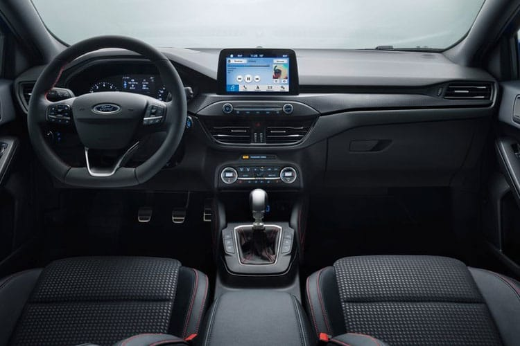 Ford Focus Hatch 5Dr 1.0 T EcoBoost 125PS Vignale 5Dr Manual [Start Stop] inside view