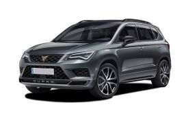 CUPRA Ateca SUV car leasing